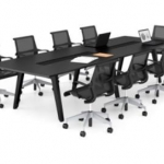 Optimis Meeting Table by Herman Miller