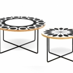 Lulu Tables by Woodmark