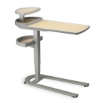Oasis Overbed Table by Herman Miller