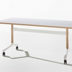Okidoki Folding Table by ThinkingWorks