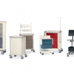 Procedure Carts by Herman Miller