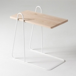 Spring Board Table by Tuckbox Design